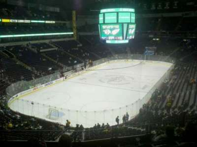 Bridgestone Arena, section: 203, row: F, seat: 7