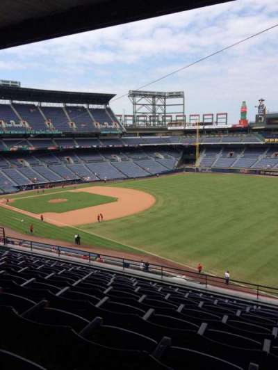 Turner Field section 323