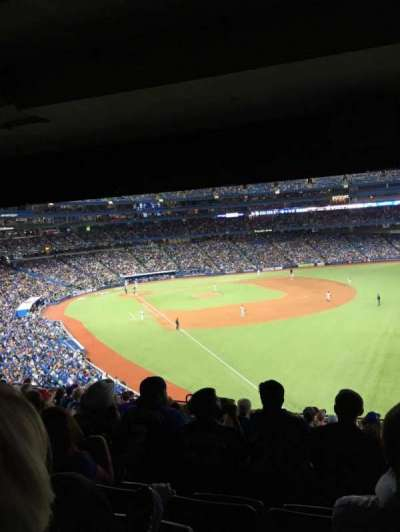 Rogers Centre, section: 211R, row: 13, seat: 4