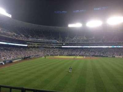 Kauffman Stadium, section: 152, row: C, seat: 14