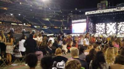 Gillette Stadium section B2