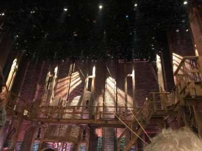Richard Rodgers Theatre, section: Orchestra Center, row: D, seat: 101