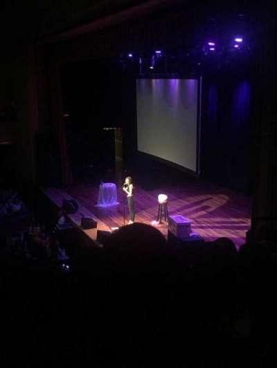 Ryman Auditorium, section: 9, row: L