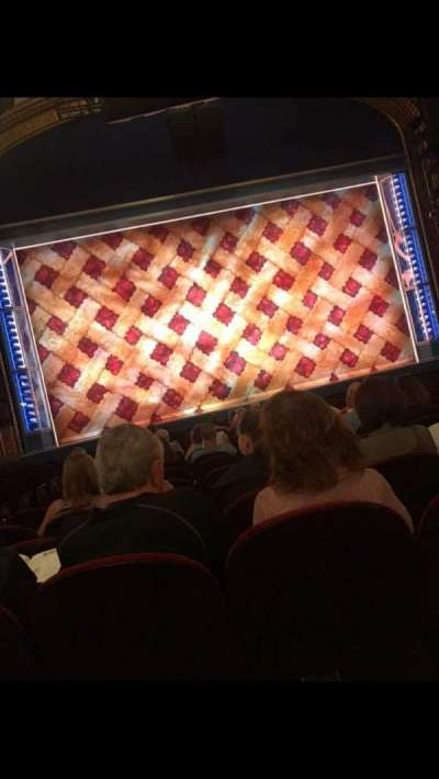 Brooks Atkinson Theatre section Orchestra C