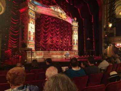 Walter Kerr Theatre Section Orch Row H