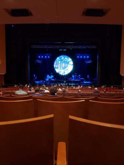 Durham Performing Arts Center, section: 3, row: BB, seat: 111