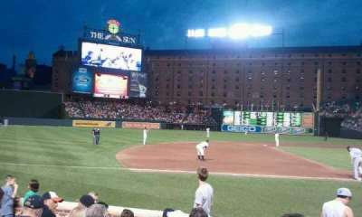 Oriole Park at Camden Yards, section: 56, row: 8, seat: 5