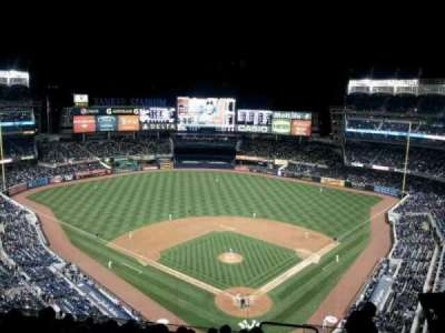 Yankee Stadium section 420c