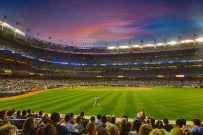 Yankee Stadium, section: 104, row: 18, seat: 20