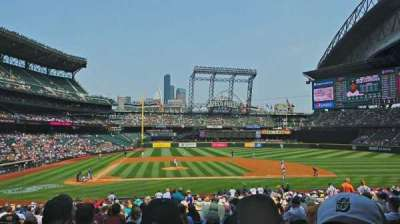 Safeco Field section 124