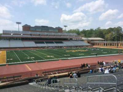 Zable Stadium, section: 112, row: U, seat: 07