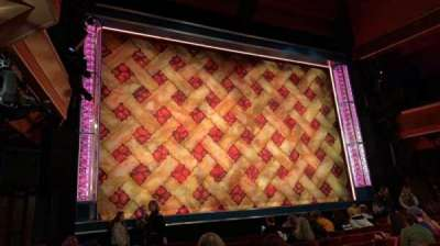 Adelphi Theatre, section: Stalls, row: H, seat: 30