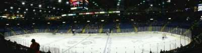 Santander Arena section 104