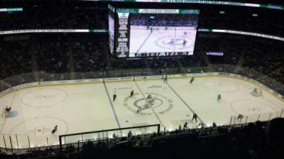 Amalie Arena, section: 303, row: M, seat: 1
