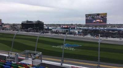 Daytona International Speedway section 158