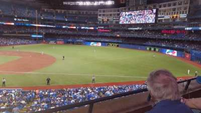 Rogers Centre section 215R