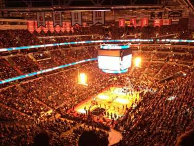 verizon center, section: 427, row: j, seat: 13