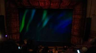 St. James Theatre, section: Mezzanine C, row: H, seat: 104
