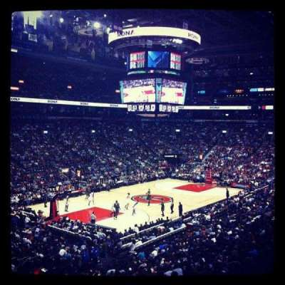 Air Canada Centre, section: 122, row: 28, seat: 17