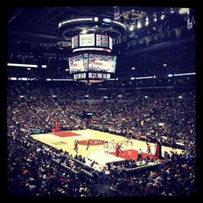 Air Canada Centre, section: 116, row: 24, seat: 1
