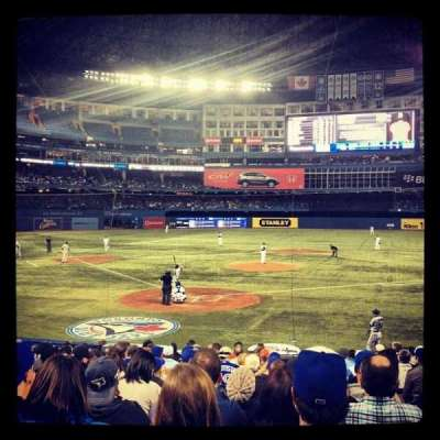 Rogers Centre, section: 120L, row: 24, seat: 104