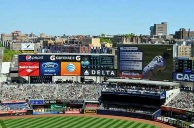 Yankee Stadium, section: 417, row: 11, seat: 6