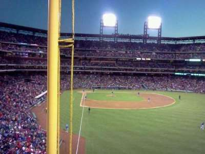 Citizens bank park  section 205