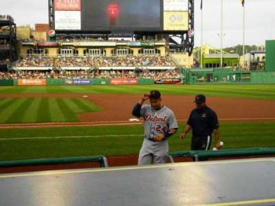 PNC Park, section: 10, row: J, seat: 9, 10