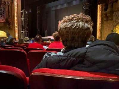 Coronado Theatre, section: OR1, row: L, seat: 3