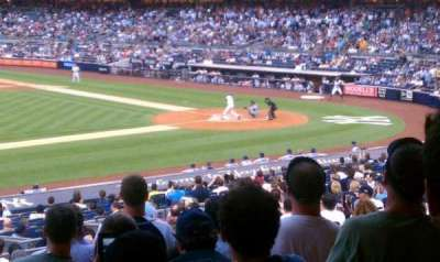 Yankee Stadium, section: 125, row: 29, seat: 10