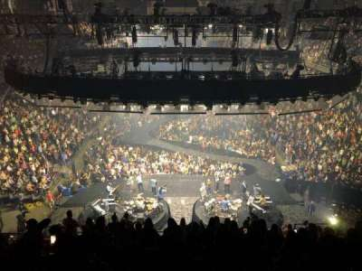 Mohegan Sun Arena section 101