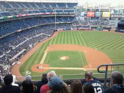 Yankee Stadium, section: 417, row: 5, seat: 3