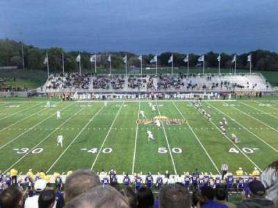 Bob Ford Field, section: 205, row: F, seat: 6