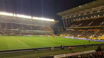 Molineux Stadium section JL6