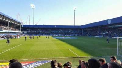 Loftus Road, section: Z3, row: H, seat: 90