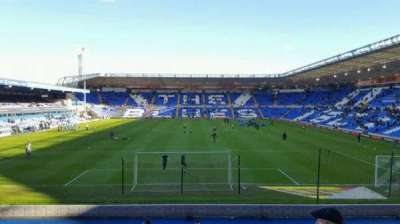 St Andrew's Stadium, section: GM3, row: 22, seat: 98