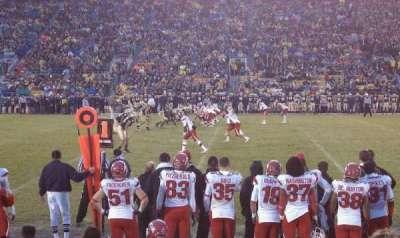 Notre Dame Stadium section 10