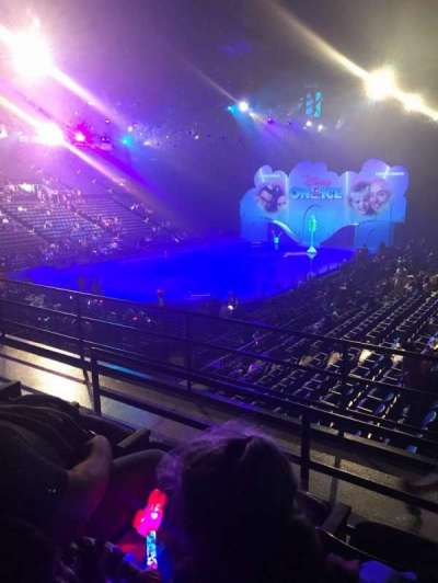 Royal Farms Arena, section: 224, row: C, seat: 11