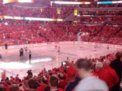 Verizon Center, section: 120, row: S, seat: 18