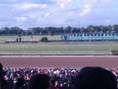 Belmont Park, section: 2P, row: C, seat: 13