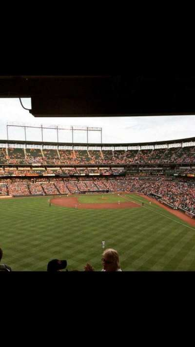 Oriole Park at Camden Yards, section: STE74, row: 2, seat: 12
