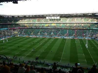 Twickenham Stadium section U4