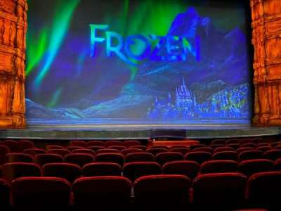 St. James Theatre, section: Orchestra C, row: H, seat: 112