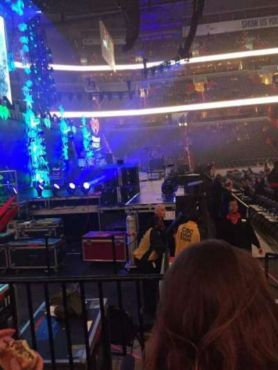 Verizon Center, section: 120, row: F, seat: 13