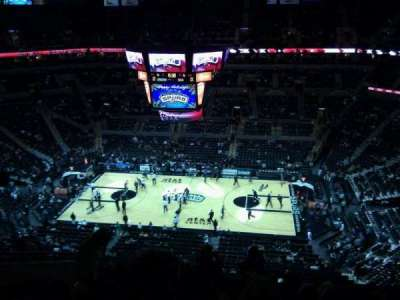 AT&T Center section 223