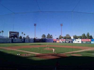 Cashman Field, section: 12, row: k, seat: 5