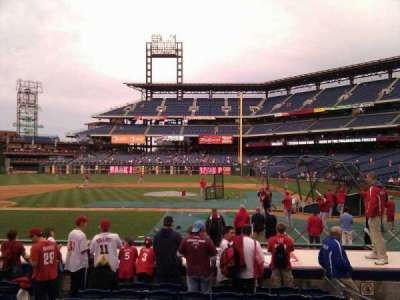 Citizens Bank Park section 129