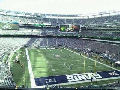 MetLife Stadium, section: 204, row: 12, seat: 7