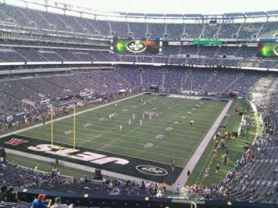 MetLife Stadium, section: 223, row: 12, seat: 3