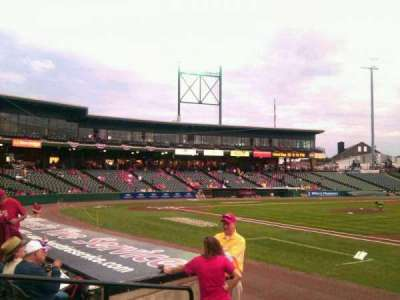 Clipper Magazine Stadium section 6